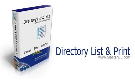 Directory-List-&-Print