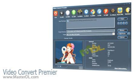 Key Video Product Premier Convert