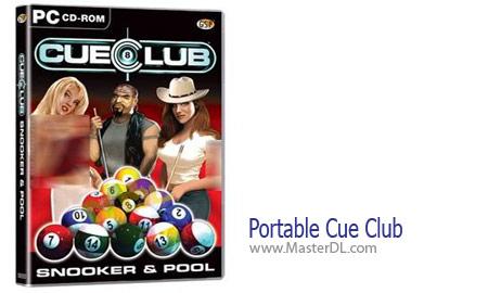 Portable Cue Club
