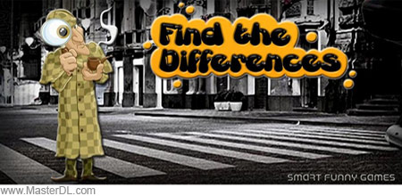 Find-the-Differences-II-Game