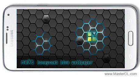 Next-honeycomb-live-wallpaper