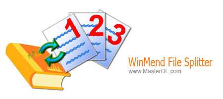 WinMend-File-Splitter