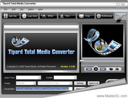 Tipard-Total-Media-Converter